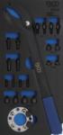Set di utensili di ritenzione albero a camme per VAG