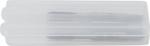 Set frese per filettatura anteriore, centrale e trimmer M3 x 0,5 3 pz