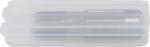 Set frese per filettatura anteriore, centrale e trimmer M4 x 0,7 3 pz
