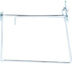 Porta martello con ponte girevole