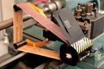 Smerigliatrice per tornio - guida automatica 25x762mm