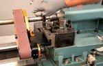 Smerigliatrice per tornio - guida automatica 50x915mm