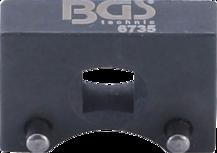 Chiave rullo tenditore per motori VW / Audi 3.7L / 4.2L V8