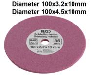 Disco abrasivo per BGS-3180