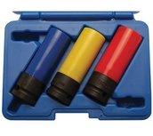 Alimentatore 1/2 corto per cerchioni in alluminio 17,19 e 21mm