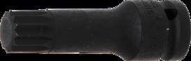Lunghezza cappuccio bit 78 mm  12,5 mm (1/2) azionamento Spline  M18