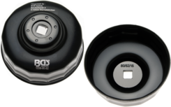 Chiave filtro olio 15 lati diametro 80 - 82 mm