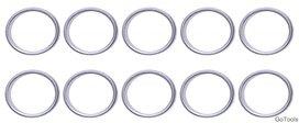 Assortimento di anelli di tenuta per BGS-126 Ø 17 / 20,5 mm 20 pezzi