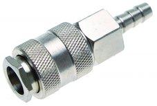 Raccordo rapido con tubo da 8 mm Collegamento