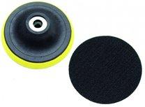 Disco abrasivo con velcro, 100 mm per BGS 9259