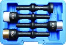 Set di 4 pezzi per martelli a percussione pneumatica per martelli a percussione