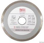 Disco diamantato, taglio a secco, continuazione Disco, 115 mm