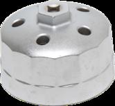 Chiave per filtro olio per Land Rover 90,2 mm x 15