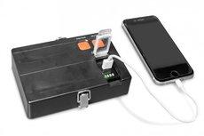 Batteria scarica per wfl50