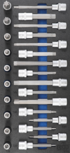 Vassoio portautensili 1/3 Bit Socket Set 12,5 mm (1/2) T-Star (per Torx) 26 pezzi