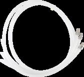 Set di tubi flessibili in plastica per BGS 8702 3 pezzi