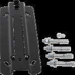 Staffa di montaggio per avvolgicavo automatico BGS 3321