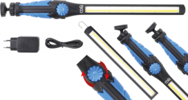 COB-LED / lampada UV extra piatta