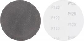 Set di dischi abrasivi 120 grana carta abrasiva carburo di silicio 10 pz.