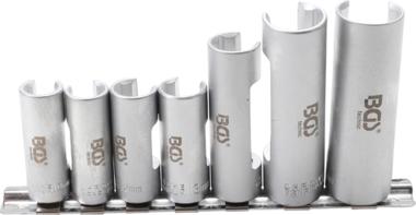 Tronchetto speciale, saldato, azionamento 10 mm (3/8 ), 10 - 19 mm, 6 parti.