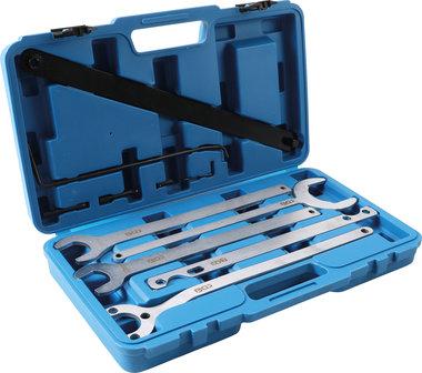 Sistema di raffreddamento, set di chiavi per la ventola del radiatore