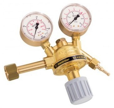 Riduttore di pressione CO2 2 Mano. 24/32F