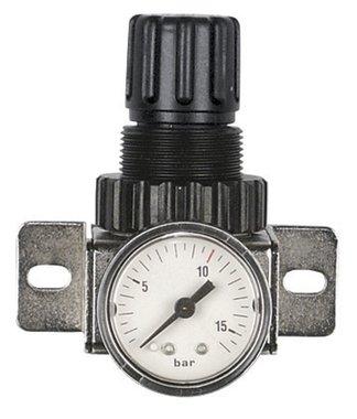 Regolatore di pressione per aria compressa