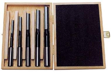 Set di punte per fori lunghi in 5 pezzi
