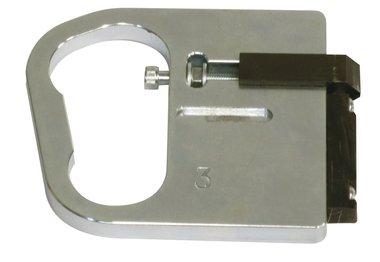 Supporto scanalatura a V in alluminio composito AXL