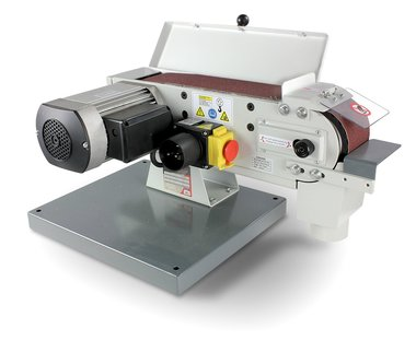 Levigatrice a nastro - modello da tavolo 3x400V