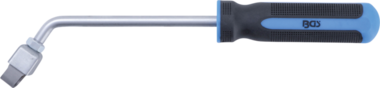 Raschietto per guarnizioni curvo 155 mm