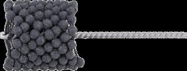 Levigatore cilindro freni flessibile grana 120, 81 - 83 mm