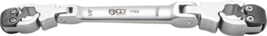 11 mm Tubo di sfiato della linea del freno Tasto tubo con Ratel 10x11 mm