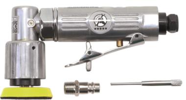 Druckluft-Exzenter-, haakse slijp/polijstmachine