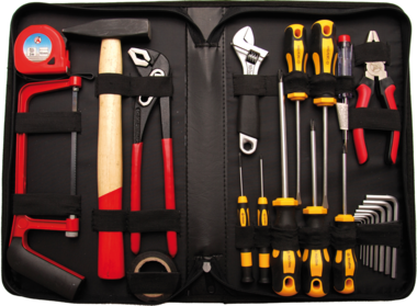 Set di utensili, 23 pezzi