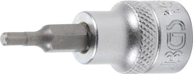 Chiave a bussola 10 mm (3/8) esagono interno