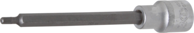Chiave a bussola lunghezza 140 mm 12,5 mm (1/2) poligonale interno (per XZN)