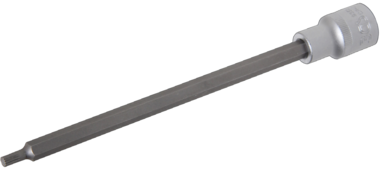 Chiave a bussola lunghezza 200 mm 12,5 mm (1/2) poligonale interno (per XZN)