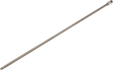 Chiave a bussola lunghezza 400 mm 6,3 mm (1/4) profilo a T (per Torx) T30