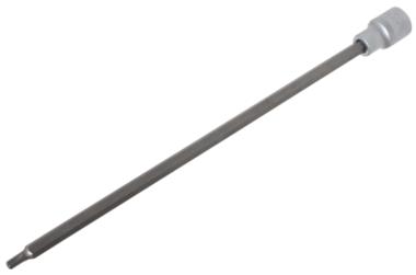 Chiave a bussola lunghezza 300mm (1/2) profilo a T (per Torx) con alesatura T30