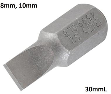 Inserto attacco esagono esterno 10mm (3/8) taglio