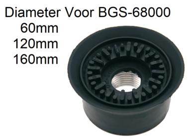 Testina di aspirazione per BGS-68000
