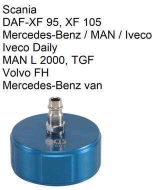 Adattatore refrigerante per BGS 8514