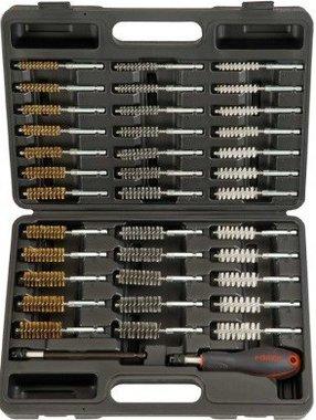 Set di spazzole in 38 pezzi