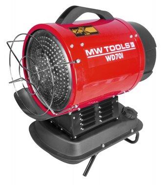 Ventilatore ad infrarossi ad aria calda 20kw
