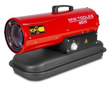Soffiatore aria calda diesel 20kw