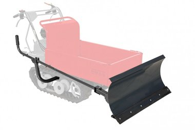 Spazzaneve per minidumper MRP300/MRD300