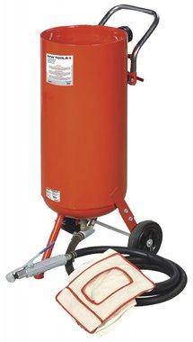 Caldaia mobile per sabbiatura 75 litri