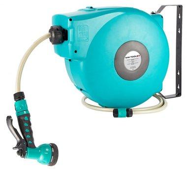 Avvolgitubo automatico professionale e robusto per acqua