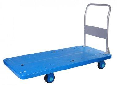 Autocarro a piattaforma 400kg